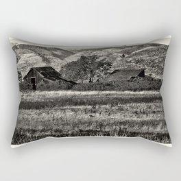Old Barns Rectangular Pillow