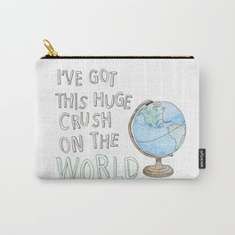World Crush Carry-All Pouch