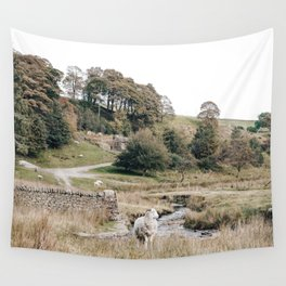 wild derbyshire Wall Tapestry