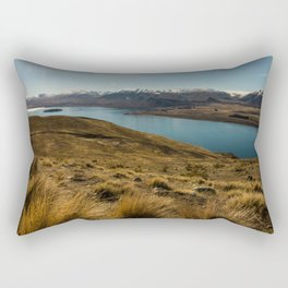 Lake Tekapo Rectangular Pillow