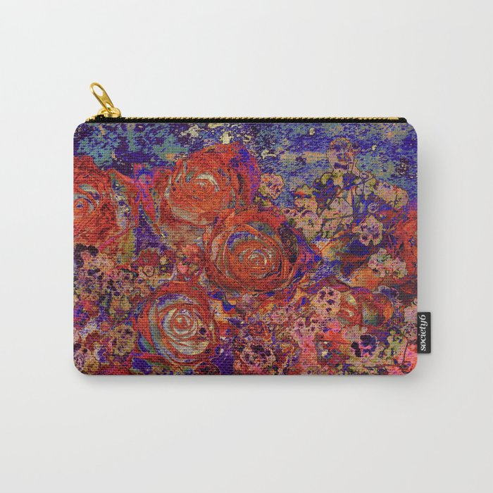 roses where are you Carry-All Pouch