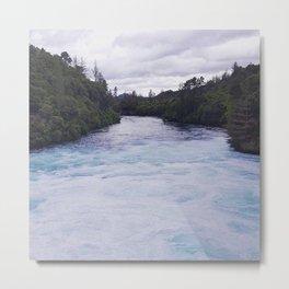 Waikato river Metal Print