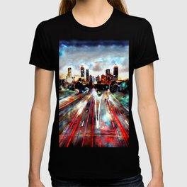Atlanta Sunset T-shirt