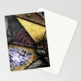 A Patch in Time Stationery Cards