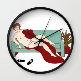 21st century olympia Wall Clock
