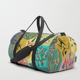 collage play Duffle Bag