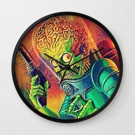 The Martian Wall Clock