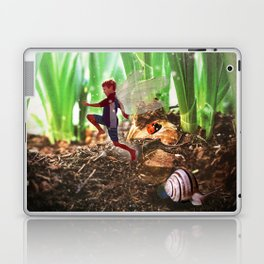 Skipping Fairy Laptop & iPad Skin