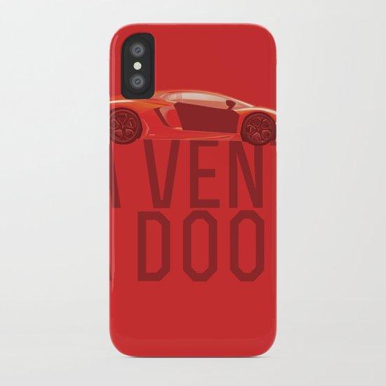A Vent, A Door iPhone Case