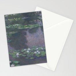 Claude Monet Nymphéas Stationery Cards