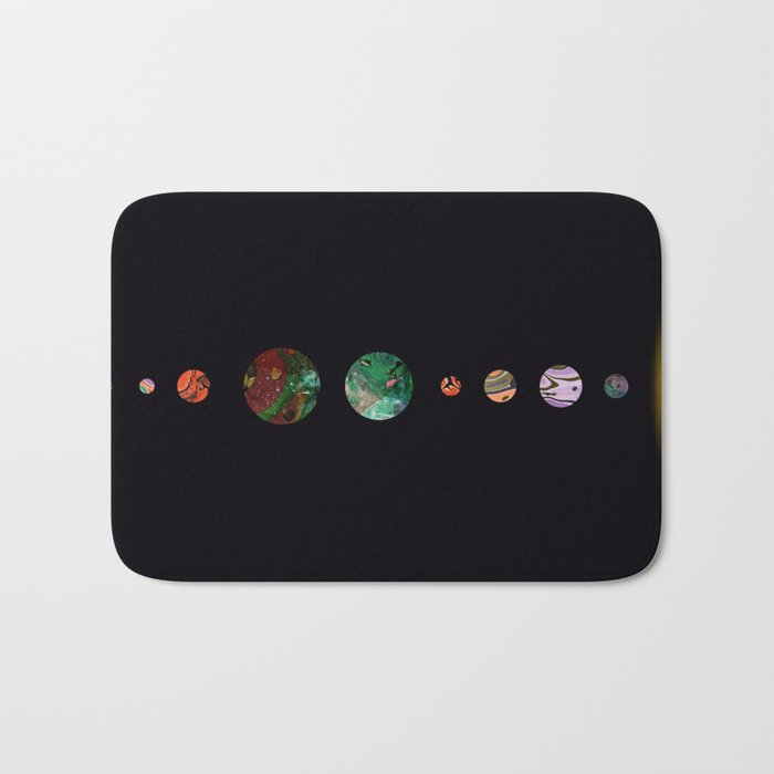 Another solar system Bath Mat