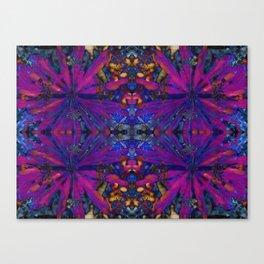 Hopi dream geometry II Canvas Print