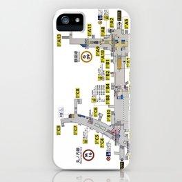 Tokyo 3534 iPhone Case