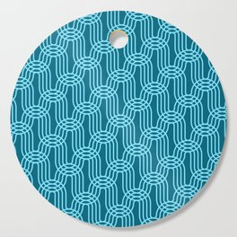 Op Art 183 Cutting Board
