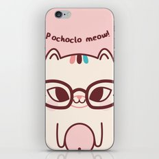 Pochoclo the Cat iPhone & iPod Skin