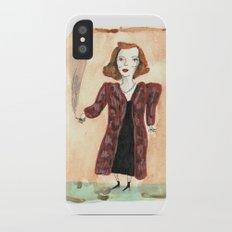 Betty Davis Slim Case iPhone X