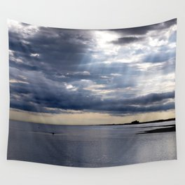Shine that light. Wall Tapestry