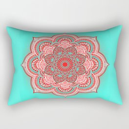Mandala Lorana China Rectangular Pillow