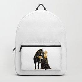 Angle & Horse Backpack
