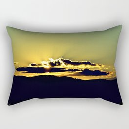The Sky Is The Limit. Rectangular Pillow