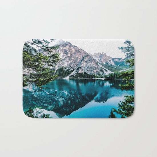 Away from civilization Bath Mat