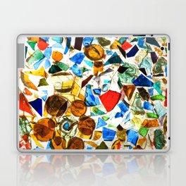 'Glass Mosaic' Laptop & iPad Skin