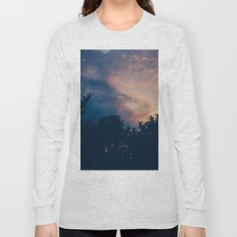 The day is over, new morning begins Long Sleeve T-shirt