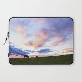 Sonoma County Sunset Laptop Sleeve