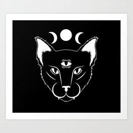 Familiar Art Print