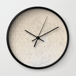The old are here, and they've come to see. Wall Clock
