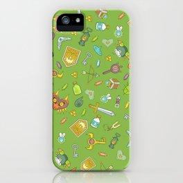 Hero's Inventory iPhone Case