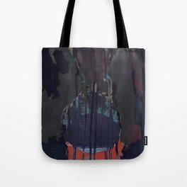 and i hurt and i hurt and the damage is done Tote Bag