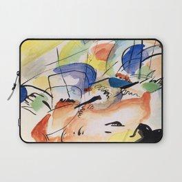 Wassily Kandinsky Improvisation XXXI Laptop Sleeve