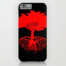 Heart Tree - Red iPhone 6s Slim Case