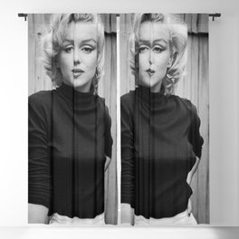 MarilynMonroe Grand Central , Gift, Home Decor Blackout Curtain