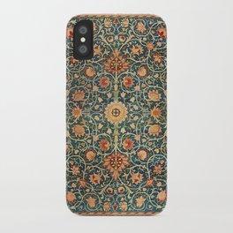 Holland Park William Morris iPhone Case