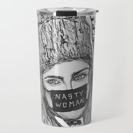 (Cara - Nasty Woman) - yks by ofs珊 Travel Mug