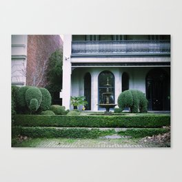 Elephun Canvas Print
