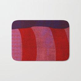 A Reasonable Assumption, Abstract Shapes Bath Mat