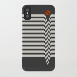 Visual Melt iPhone Case