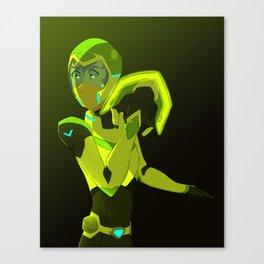 Pidge Canvas Print
