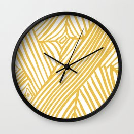 Wolle1 Wall Clock