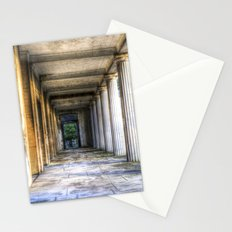 Kensal Green Cemetery  Colonnade Stationery Cards