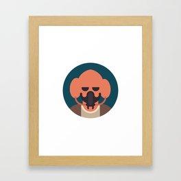 Plo Koon Framed Art Print