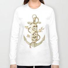 Three Missing Pirates Long Sleeve T-shirt