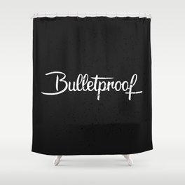 Bulletproof Shower Curtain