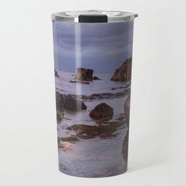 Pans Rocks Beach II Travel Mug