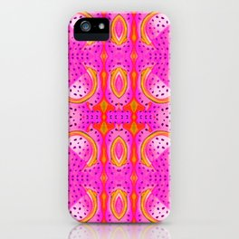 PINK MELLON iPhone Case