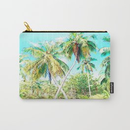 Cuba , Palmeras ( Cuba palms ) Carry-All Pouch