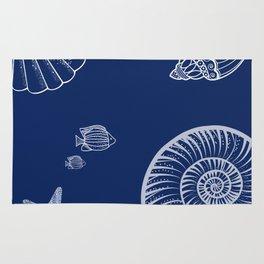 Sea life Rug